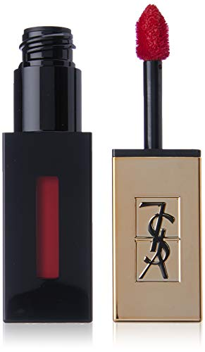 Yves Saint Laurent Rouge Pur Couture Rossetto, Vernis a Levres, 11 Rouge Gouache, Donna, 10 ml