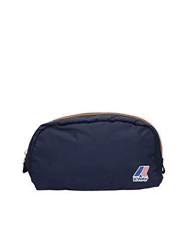 K-Way k pochet slg big pouch 13,5x24x10 navy