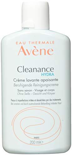 Avene Cleanance Hydra Crema Viso Detergente Lenitiva - 250 gr