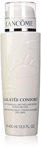 Lancôme - Latte struccante per pelli secche Galatée Confort, 1 pz. (1 x 400 ml)