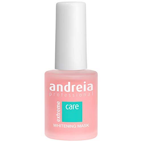 Andreia Professional Extreme Care Maschera Sbiancante - Maschera staccabile per sbiancare le unghie - 10,5 ml