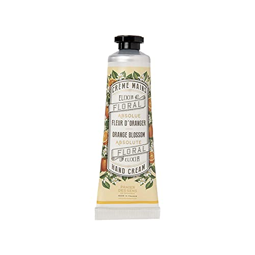 Panier des Sens Crema Mani Fiore d'Arancio - Made in France - 30ml