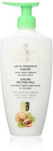 Collistar Latte Fondente Sublime, Crema Corpo Idratante Donna, 400ml