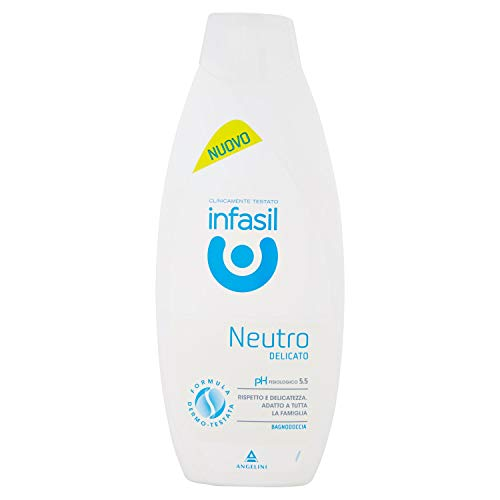 Infasil Bagnodoccia Neutro - 500Ml