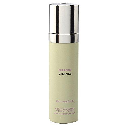 Chance Eau Fraiche di Chanel, Body Lotion Donna - Flacone 100 ml.