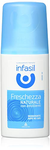 Deo Infasil No-Gas 70 Fresh Na - [pacco da 11]