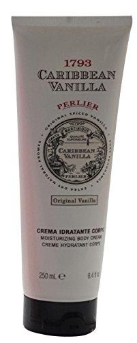 Perlier Crema Idratante Corpo Caribbean Vanilla. , Bianco - 250 Ml