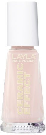 Smalto Layla Ceramic Effect N.47 Pink Bubbles Nail Polish by LAYLA COSMETICS