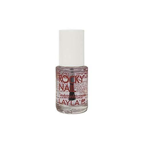 Layla rocky nail gel indurinforzante trasparente 10 ml