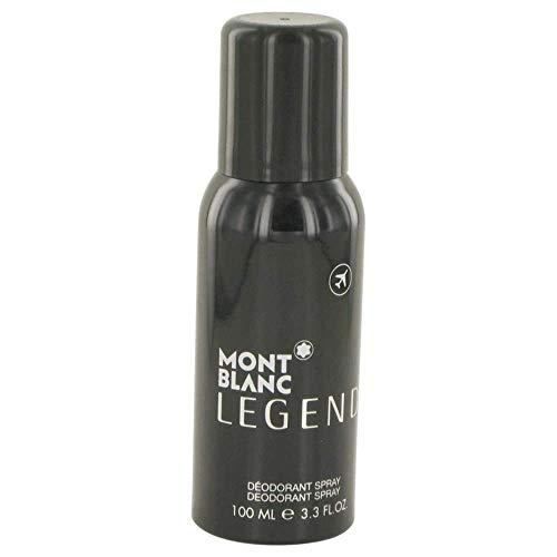 Montblanc Legend Deodorante Spray - 100 Ml