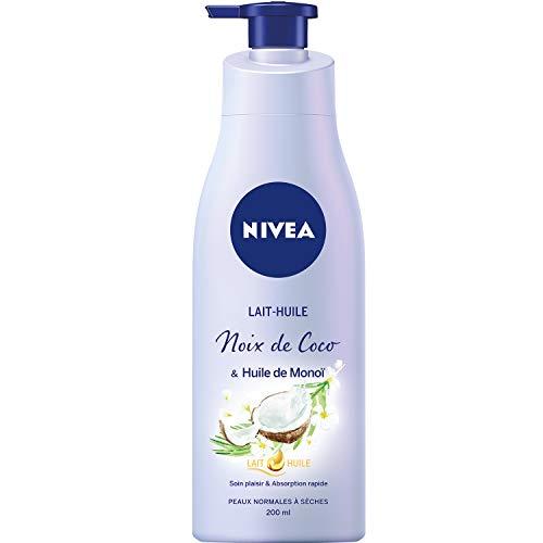 Nivea Latte/Olio Cocco/monoï 200ml
