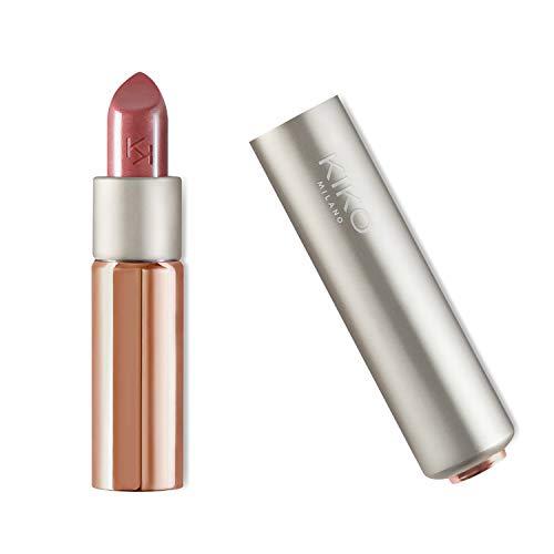 KIKO Milano Glossy Dream Sheer Lipstick 204 | Rossetto Luminoso Colore Semi-Trasparente