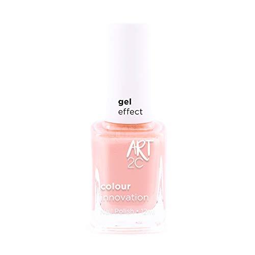 Art 2C Aloha Gel Effect Nail Polish - Smalto per unghie effetto gel, 18 colori, 12 ml, colore: GE25