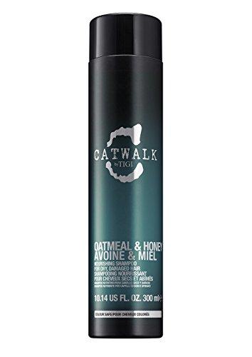 TIGI Catwalk Oatmeal & Honey Shampoo, per Capelli Secchi e Danneggiati