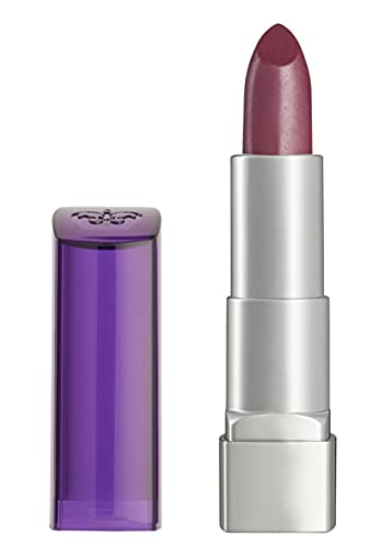 Rimmel London Rossetto in Stick Moisture Renew, Formula Idratante e Iper-Pigmentata, 260 Amethyst Shimmer, 4 g