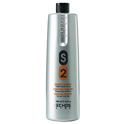 Echosline S2 Hydrating Care – Shampoo Idratante - 1000 ml
