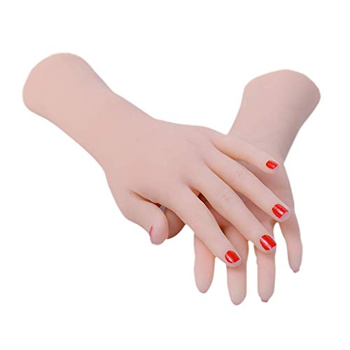 Tubayia 1 paio di manette femminili per tatuaggi, manicure, allenamento