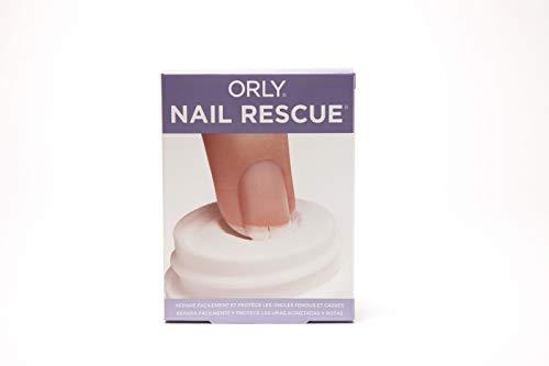Orly Gel Kit, Smalto Riparazione/Rescue 3 semplici passi