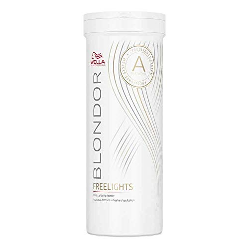 Wella - Blondor Freelights White Lightening Powder - Linea Blondor Decoloranti - 400gr