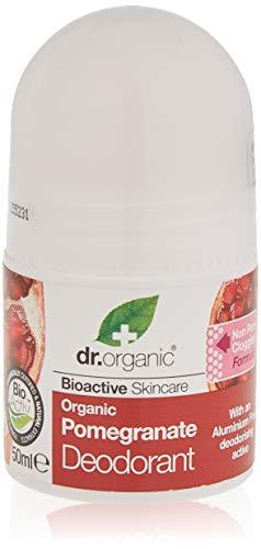 Dr. Organic Pomegranate Deodorant - Deodorante 50 ml