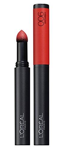L'Oréal Paris Infaillible Mat Max Rossetto in Polvere, 006 Disturbia