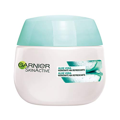 Garnier Skin Active Crema idratante 48h rinfrescante con Aloe Vera, 50 ml