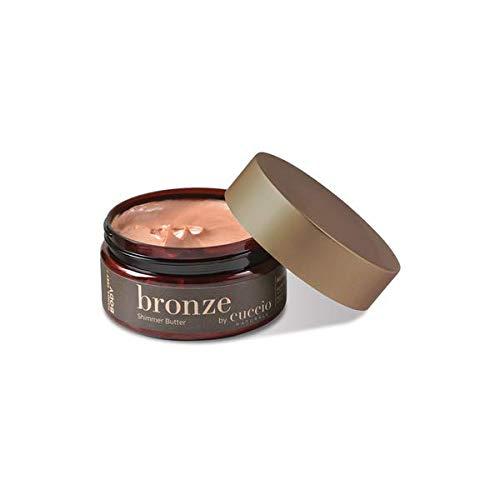 Cuccio Naturale Bronze Shimmer Butter Blend - Burro corpo Illuminante - Moringa e Mango - 240ml