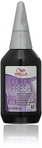 Wella Color Fresh Colorazione semipermanente senza ammoniaca, 10/81, 75 ml