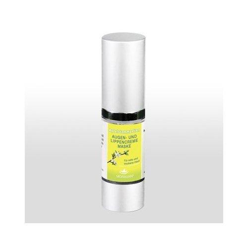 moravan mela le cellule staminali Occhi e Labbra Crema 30ML–anche come maschera da utilizzare