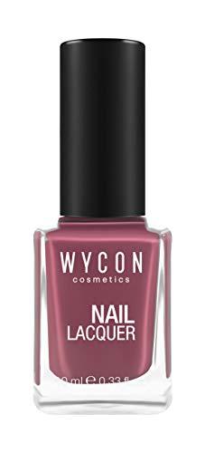 WYCON cosmetics NAIL LACQUER smalto dal colore intenso e brillante (284)