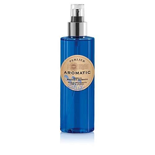 Perlier Aromatic Acqua Profumata per il Corpo Ambra & Bacche di Sambuco 200 ml