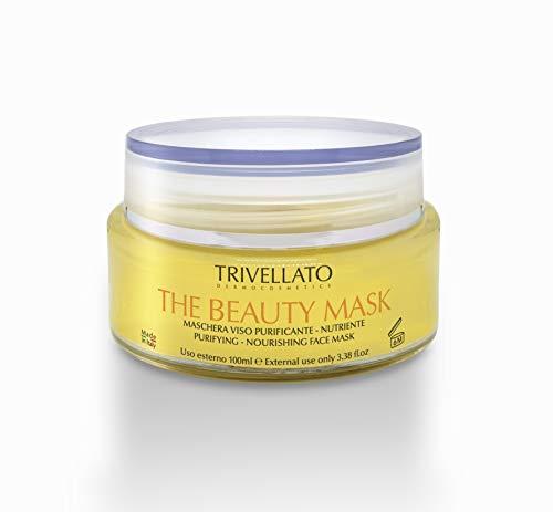 THE BEAUTY MASK by Trivellato Dermocosmetics - maschera viso purificante e nutriente