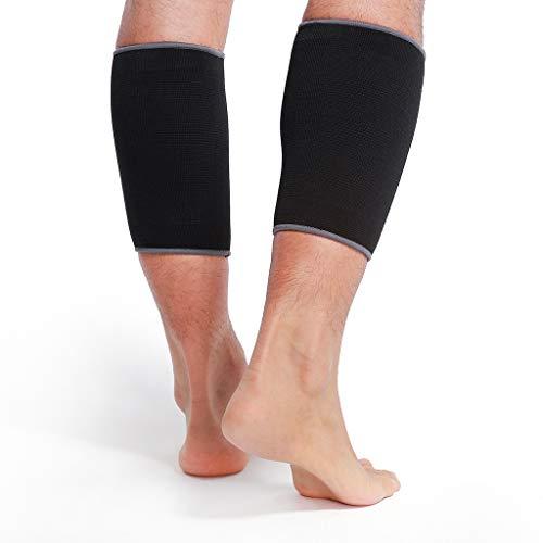 Neotech Care - Guaina di supporto per polpaccio (1 Paio) - tessuto a maglia elastico e traspirante - compressione media - L