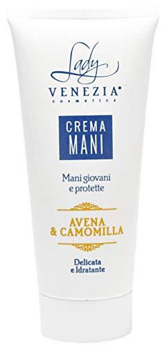 Lady Venezia Crema Mani Avena & Camomilla, 1 Pezzo