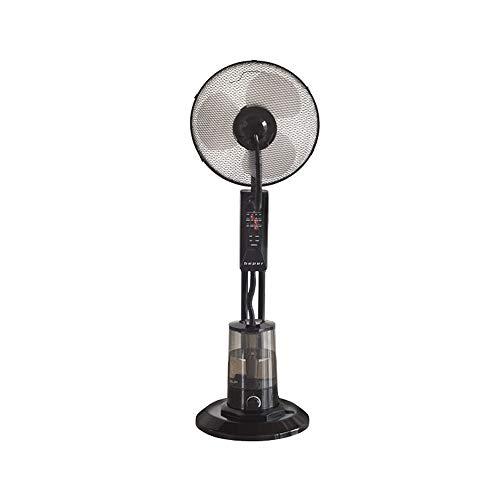 BEPER VE.501 Ventilatore con nebulizzatore, Nero