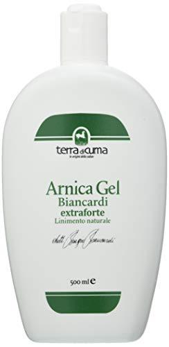 Terra di Cuma 8059174450007 Arnica Gel Biancardi Extraforte, Multicolore, 500 ml