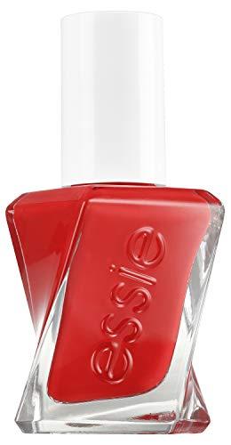 Essie Smalto Semipermanente Gel Couture, Senza Lampada UV, Tenuta Fino a 12 Giorni, 470 Sizzling Hot, 13,5 ml