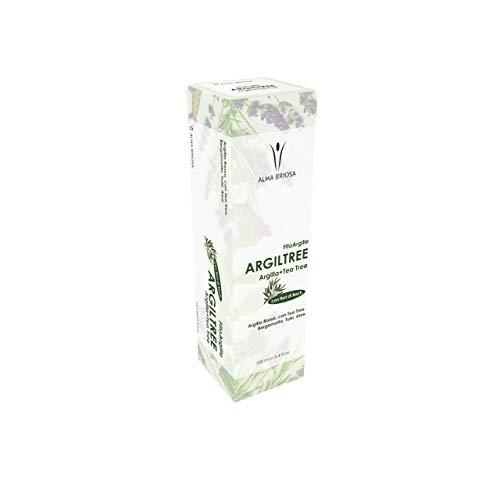 Alma Briosa Fitoargilla Argiltree Maschera a Base di Argilla Rossa e Tea Tree, 100 ml