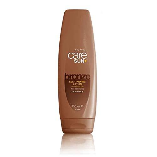 Avon Sun Magic Tan, lozione autoabbronzante per viso e corpo (etichetta in lingua italiana non garantita)