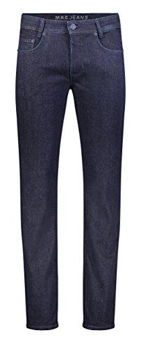 MAC Jeans Arne Jeans Straight, Blu (Dark Rinsewash H701), 31W x 34L Uomo