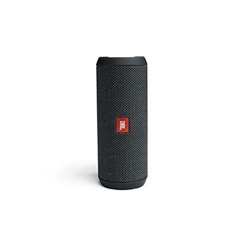 JBL Flip Essential Speaker Bluetooth Portatile, Cassa Altoparlante Wireless Waterproof IPX7, JBL Bass Radiator, Fino a 10h di Autonomia, Grigio