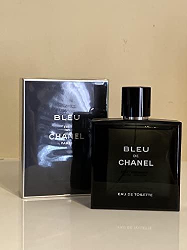 Bleu de Chanel di Chanel - Eau de Toilette Edt - Spray 100 ml.