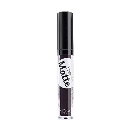 NICKA K True Matte Lip Color - Thunder