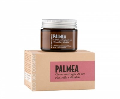 Palmea Crema antirughe viso e collo 24 ore 50ml