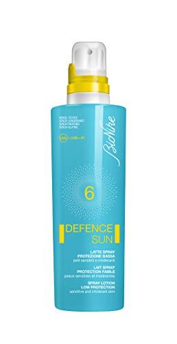 Bionike Defence Sun Latte Spray Protezione 6 - 200 ml
