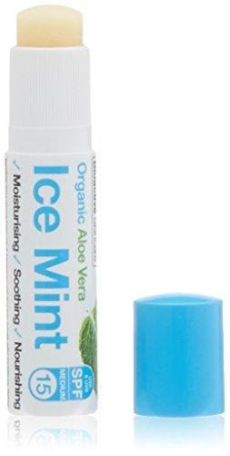 Dr.Organic Aloe Vera Balsamo Labbra alla Menta 5,7 ml