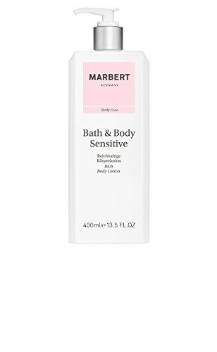 Marbert Bath & Body Sensitive ricca lozione corpo 400ml