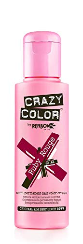 CRAZY COLOR 100 ML Ruby Rouge