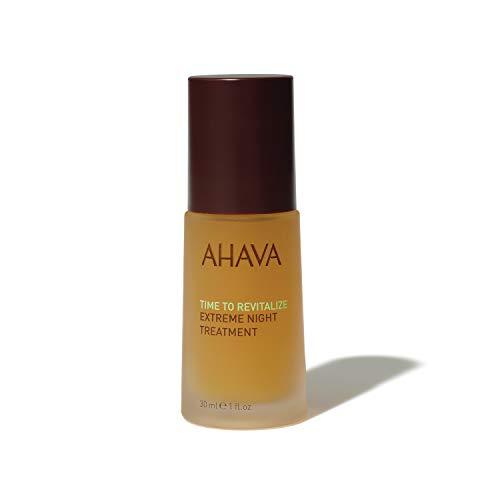 AHAVA trattamento notte estrema 30 ml mar morto anti invecchiamento siero rughe riduttore pelle rassodante [viso e collo]