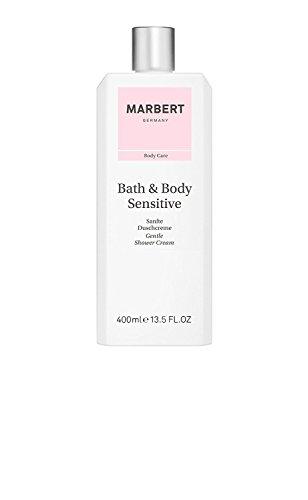 Marbert Bath & Body Sensivite Crema Doccia, Donna, 400 ml